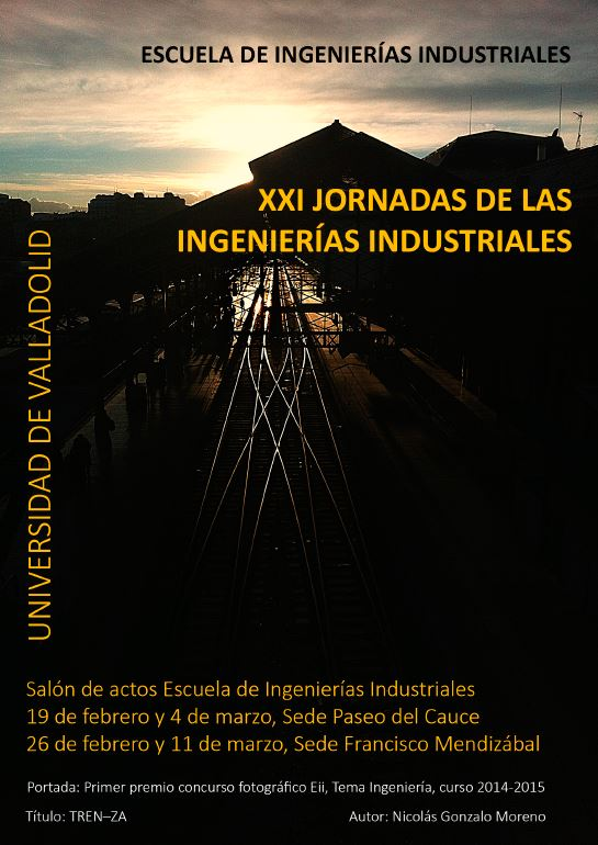 Aguambiente participates in the XXV Conference of Industrial Engineering at the University of Valladolid