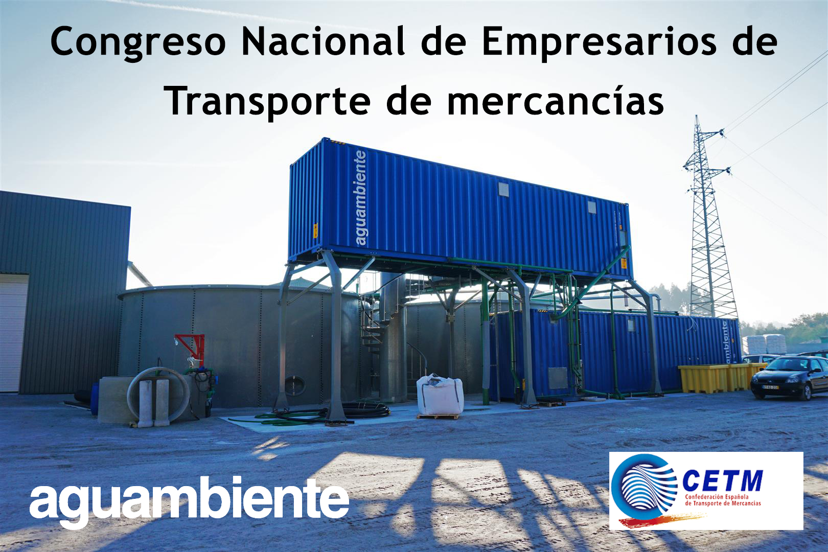 Aguambiente will attend the XVI National Congress of Transport