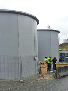 Canning factory WWTP remodelation 400m3/day
