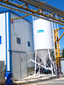 WWTP in confectionery plant 150 m3/day