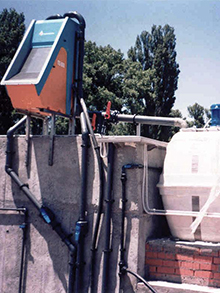 WWTP in winery in Valladolid