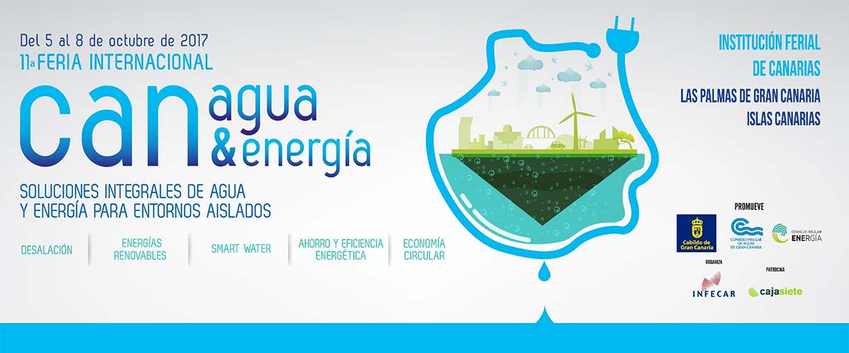 Aguambiente will be in Canagua & Energía 2017